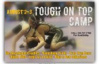 Tough on Top Camp August 2-3